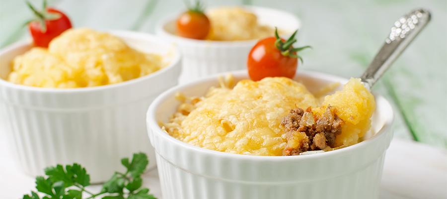 Kartoffelgratin - Bariatric Advantage