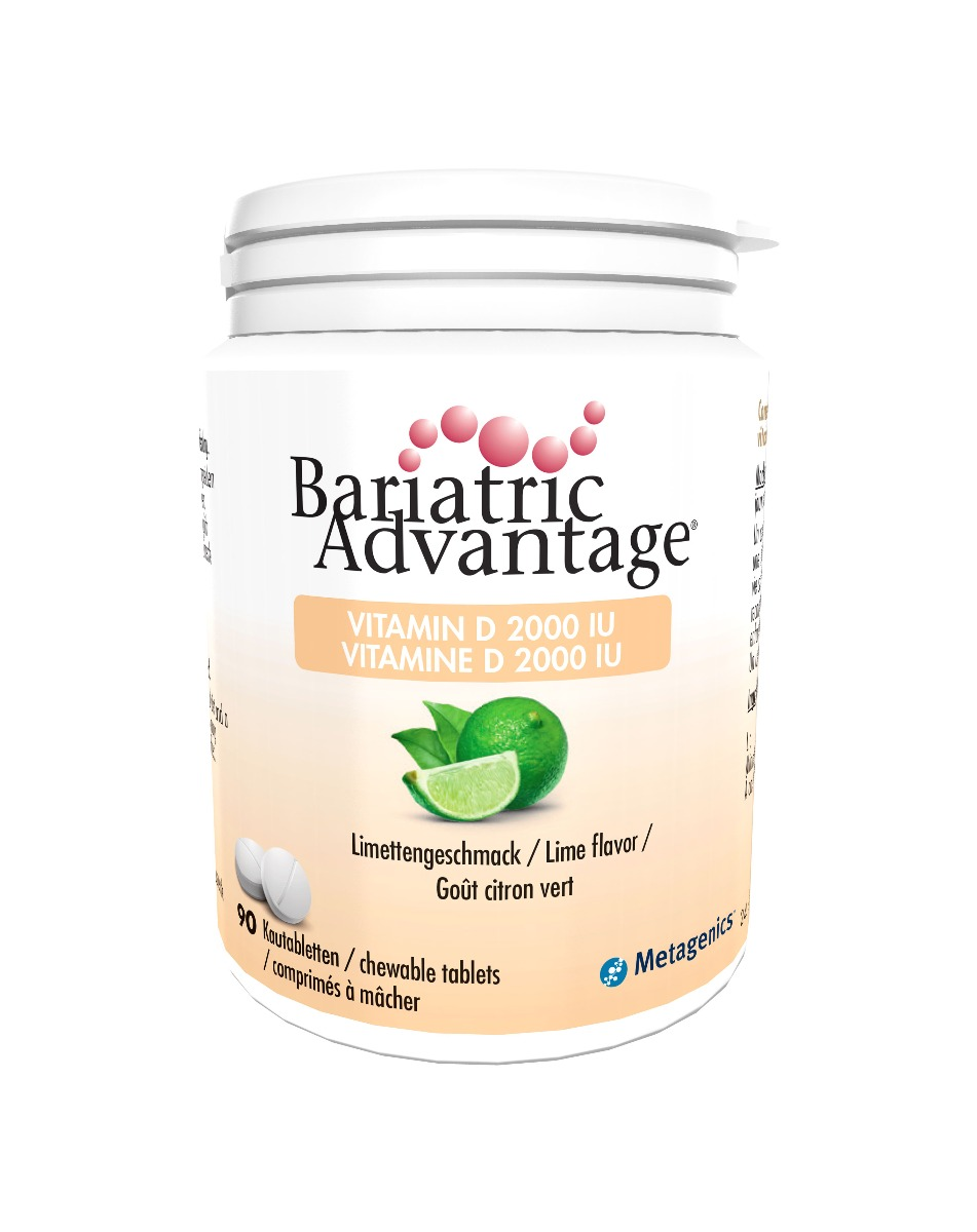 Bariatric Advantage Vitamin D