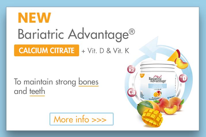 Bariatric Advantage Calcium Citrate Peach-Mango